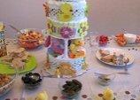 Ducky Diaper Cake