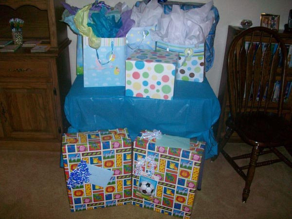 jungle baby shower gifts