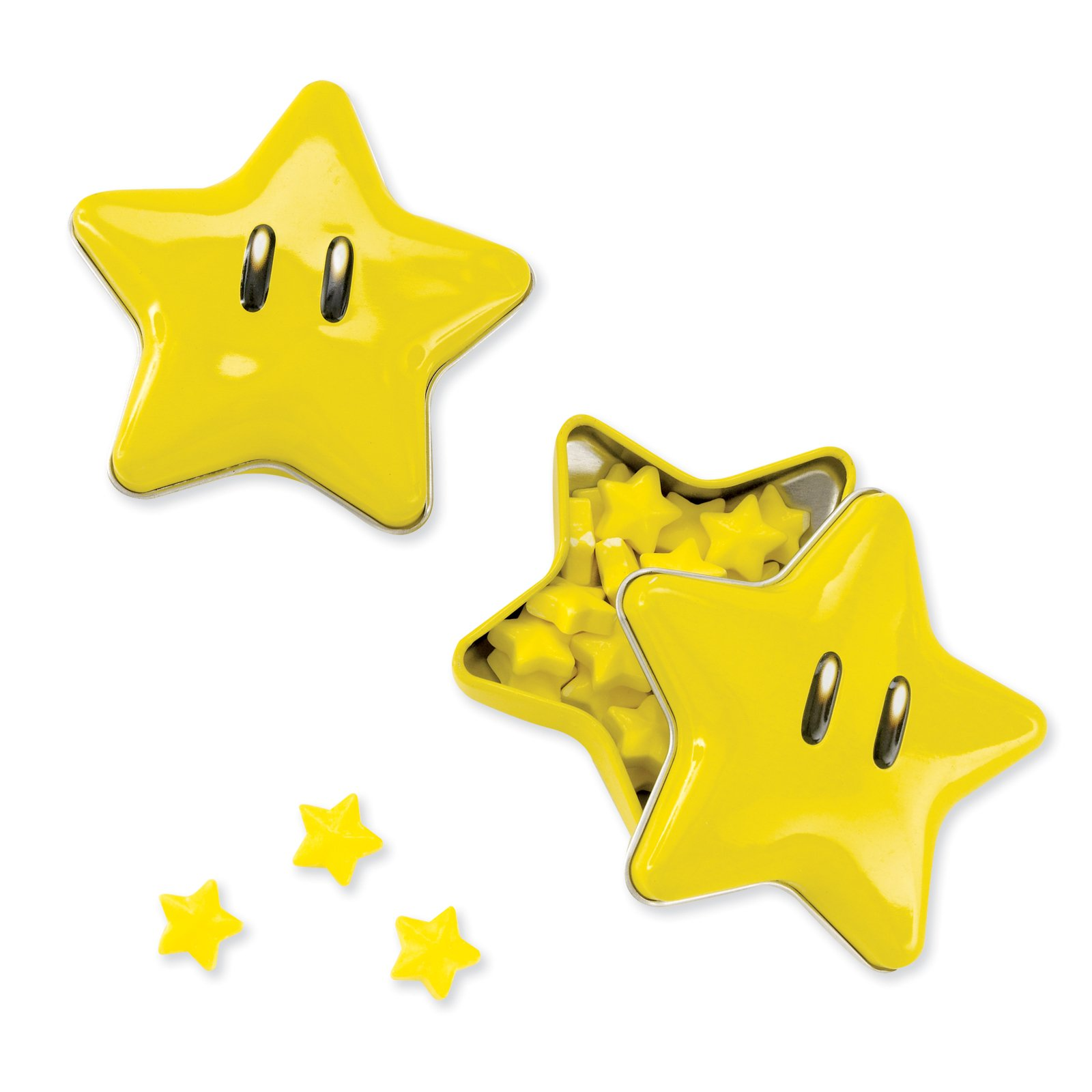Mario Star Party Favors