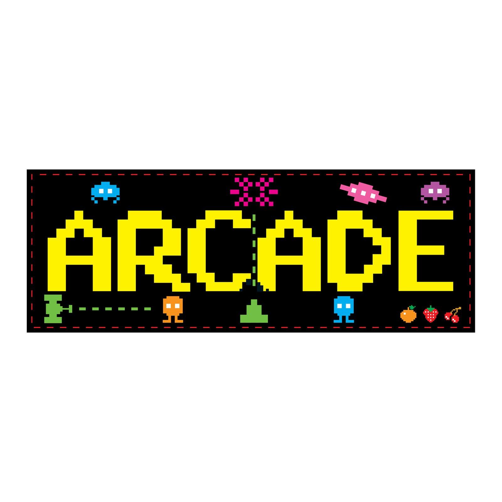 Retro 80s Baby Shower Video Game Theme