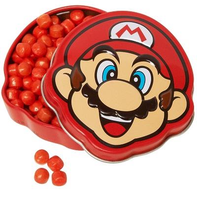 Mario Favor Tins