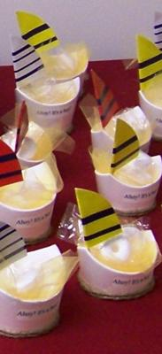 Ahoy! It's a Boy Sailboat Party Favors