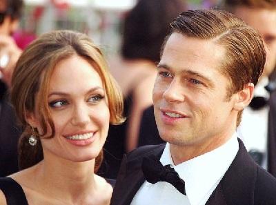 Angelina Jolie Baby Shower