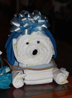 These Are Two Diffe Creative And Adorable Diaper Cakes Too Cute I Love Seeing Unique Fresh Takes On This Is A