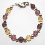 Amber Sky Baby Bracelet