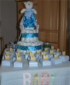 view - its a boy baby shower