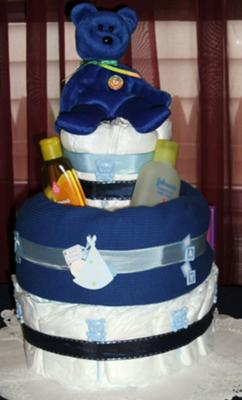 Blue Bear 3 Tier