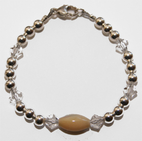 cape cod baby bracelet