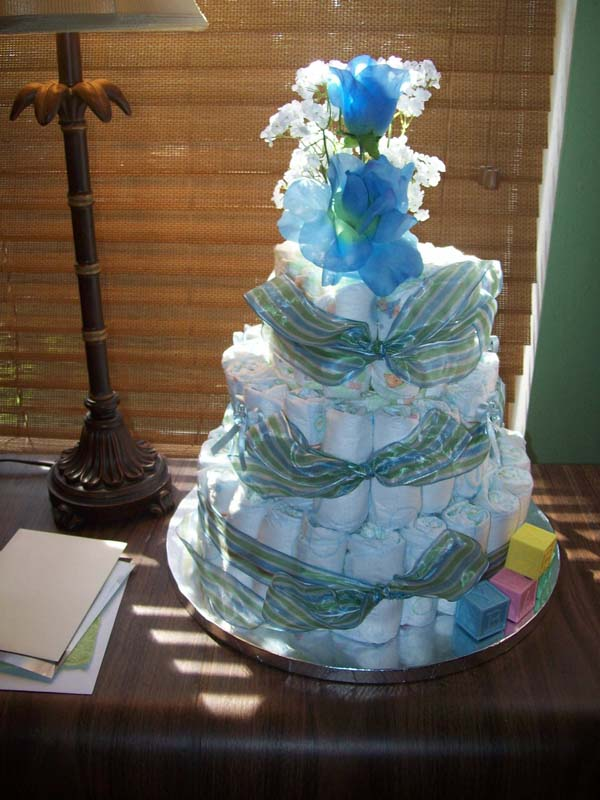 Diaper Cake Gift