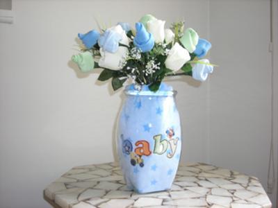 FLUFFY BABY BLUE