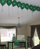 View - Frog Baby Shower