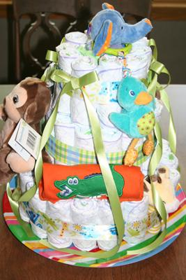 Going on safari diaper cake take a look at this marvelous diaper cake and the marvelous instructions that go along with it this is sure to get your creative imagination started and on publicscrutiny Image collections