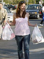 Jennifer Garner's Baby Shower