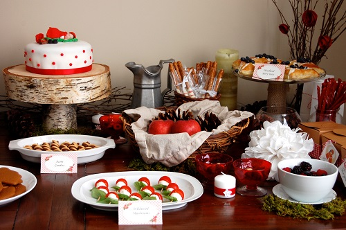Baby Shower Food Ideas For Little Red Riding Hood Party