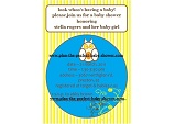 Hooty Hoot Owl Invitations