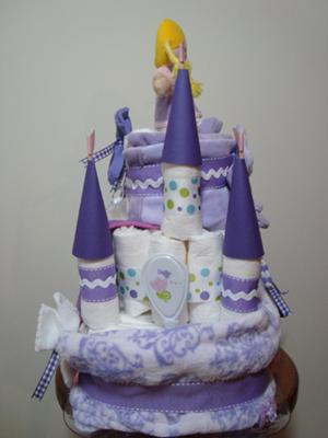 Cake Side View