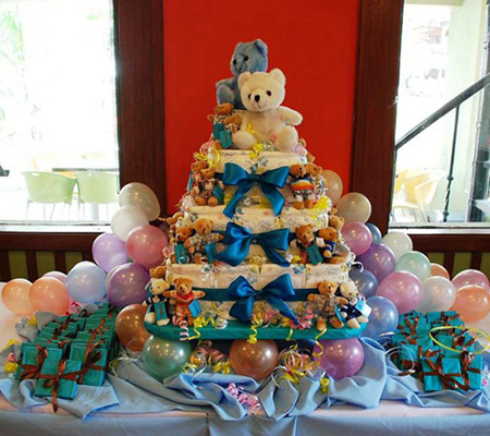 baby shower diaper cake ideas photos plan the perfect 2016 car
