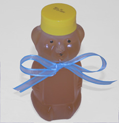 teddy bear baby shower favor