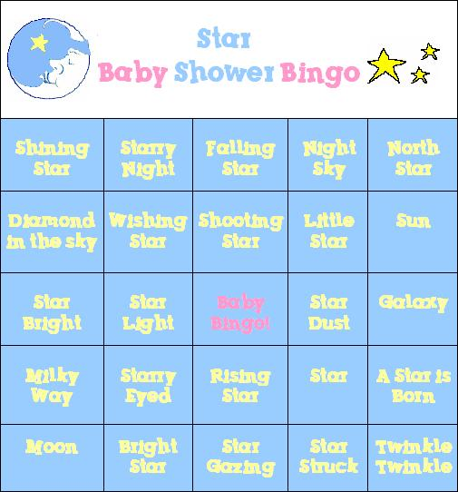 A fun baby shower game!
