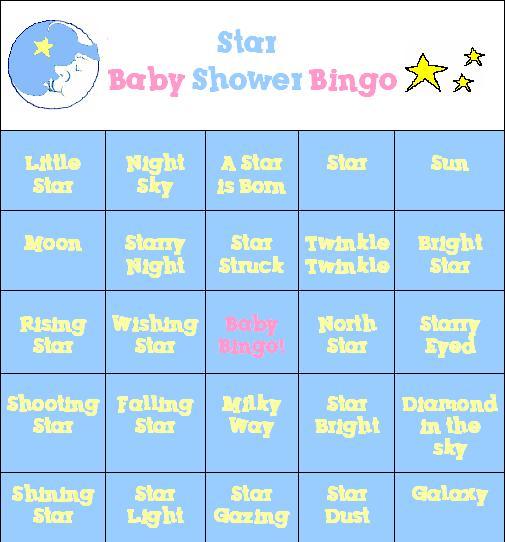 Fun baby shower games!