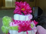fun diaper cake
