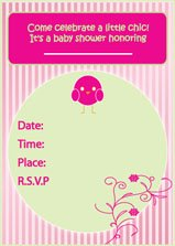 the perfect baby shower invitations