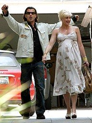 Gwen Stefani Pregnant and Gavin Rossdale