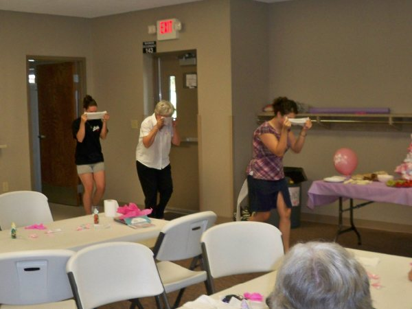Its a Girl Baby Shower Games