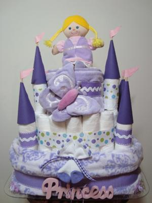 Cake Front View
