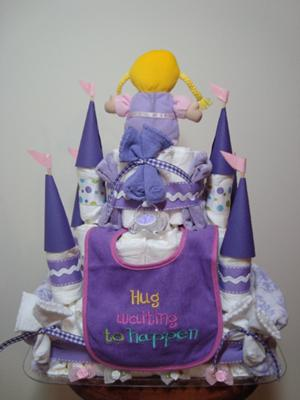 Cake Back View