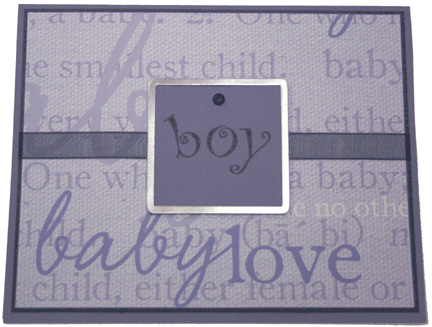 baby shower invitation sample